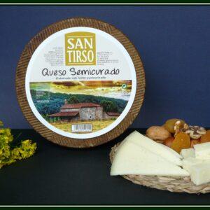 SAN TIRSO - ETIQUETA NUEVA